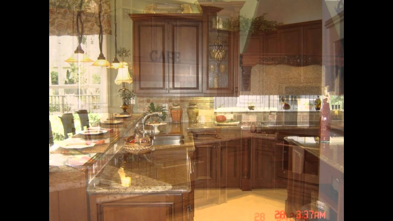 Boca Raton Custom Kitchen Cabinets And Granite Woodwork Closets Remodeling Youtube