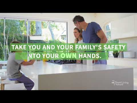 Start Living Natural - Take Safety Into Your Own Hands