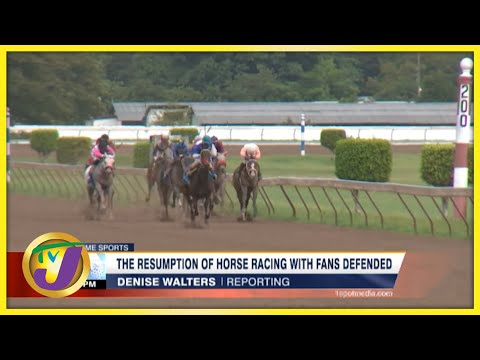 The Return of Horse Racing with Fans Defended - Sept 16 2021