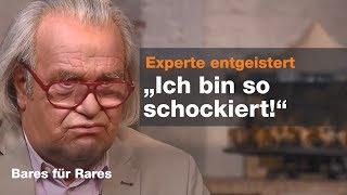 Für dieses Verkaufsobjekt wurde ein Wucherpreis bezahlt!  - Bares für Rares vom 30.07.2018 | ZDF