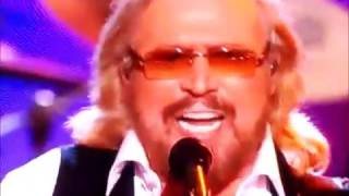Bee Gees Barry Gibb -The Royal Variety Performance 2016, London