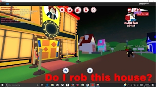 Am I a Rober?!?! //Roblox//Meep City//Part 3//
