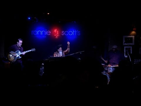Dr Lonnie Smith Trio Live at Ronnie Scott