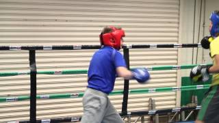 Pat Benson Boxing Academy | April Edition