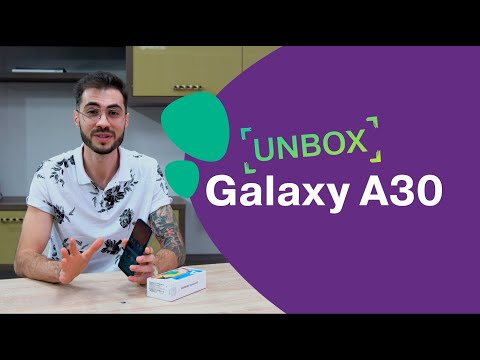 Samsung Galaxy A30 | Moldcell Unbox (review în Română)