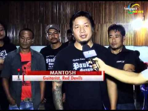 Revival of rock music in Manipur