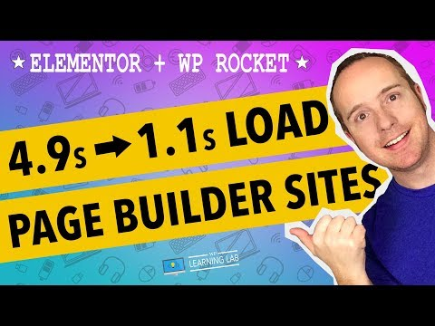 Use WP Rocket To Speed Up Your Slow Page Builder Sites