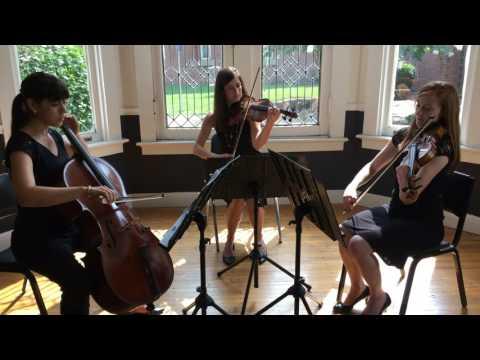 Hornpipe from Water Music Suite in D (Handel)