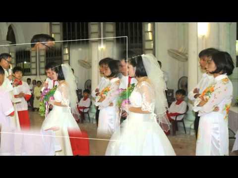 Đám cưới sét đánh.yêu nhau từ hồi tắm mưa cởi truồng