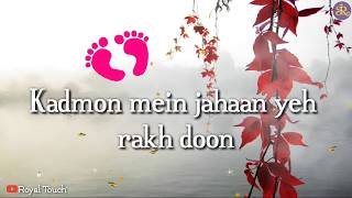tum jo kehdo to Chand taro ko tod launga me    a beautiful song    dhadkan movie