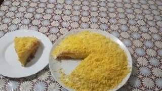 Вкусная еда. Салат Мимоза. Быстро и просто.
