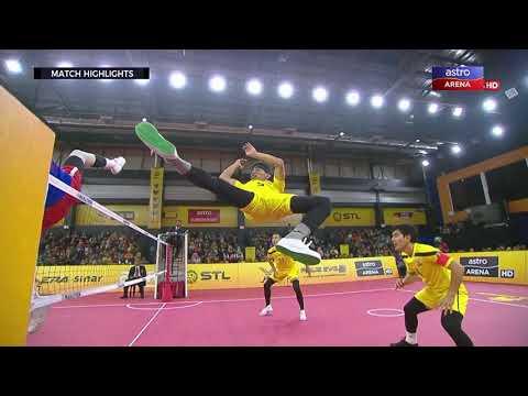 STL Champions Cup : Johor Tigris lwn Negeri Sembilan Antlers | 0-2 | Astro Arena