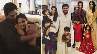 Allu Arjun Family Members with Wife, Son, Daughter, Mother, Father, Brother & Biography