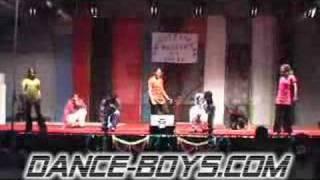 Tamil Dance - Dailamo Dailamo [ D-BOYS and GIRLS ]