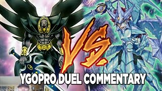 *YUGIOH* BLACK WINGS VS. CLOWN NEKROZ (Full Match)! YGOPro Duel Commentary
