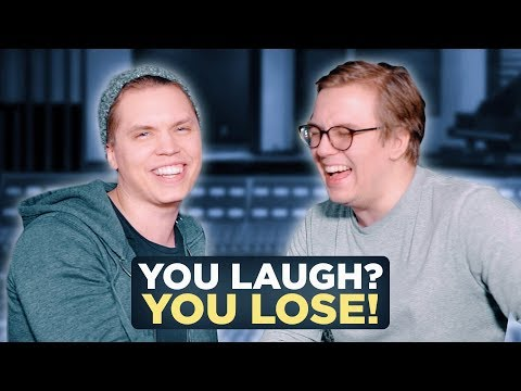 YOU LAUGH? YOU LOSE! *MUSIC EDITION*