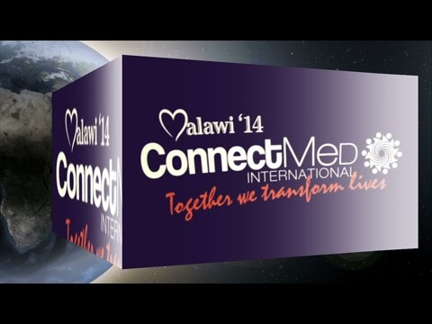 ConnectMed International's Malawi Africa medical mission video May, 2014
