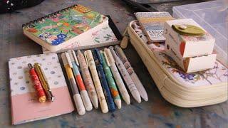 Korean Stationery Haul! (Exclusive Midori Pen)