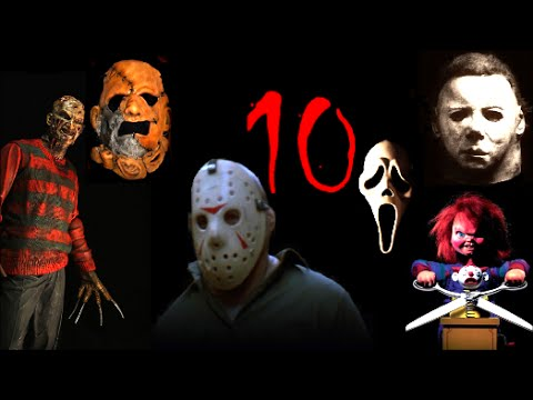 Top 10 Slashers