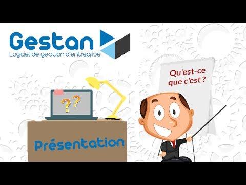 GESTAN - Présentation du logiciel