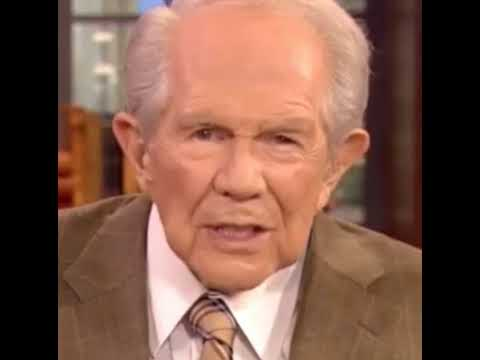Pat Robertson Claims Men Are Victims Of Sexual Harassment Accusations