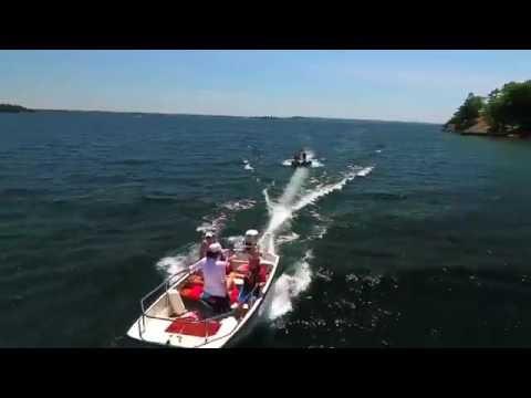Grindstone Island - Jet Ski & Tubing, 1,000 Islands