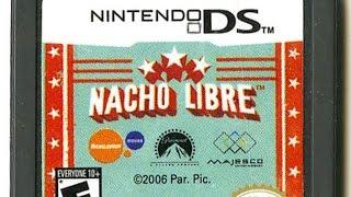 CGR Undertow - NACHO LIBRE review for Nintendo DS