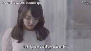 [MV/ ROM/ PL SUB] Younha feat. Kim Jong Wan (Nell) - What Does My Heart Become ~polskie napisy~