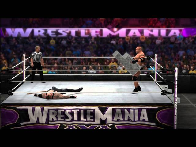 WWE 2K14: The Streak Mode- Undertaker Vs. Goldberg Travel Video