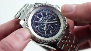 Pre-Owned Breitling For Bentley B06 Special Edition AB061112 Luxury Watch Review