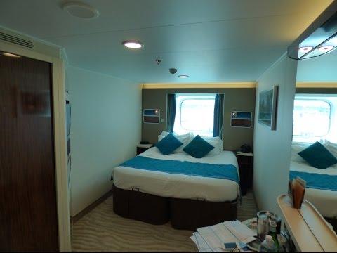 Norwegian Getaway Oceanview Stateroom Tour- 5730