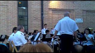 Cielo andaluz. Banda Sinfónica Complutense 26-8-2011