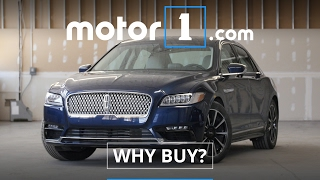 Why Buy? | 2017 Lincoln Continental Review