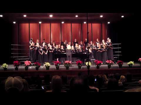 Round Rock High School 2017 Holiday in Round Rock: Seraphim Choir