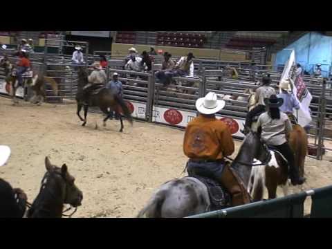 Bill Pickett Rodeo 2009  Grand Entry DCMaryland