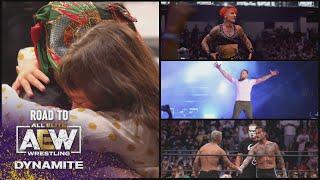 Bryan Danielson Speaks, Ruby Soho Debut, CM Punk & The Lucha Bros   Road to AEW Dynamite, Cincinnati