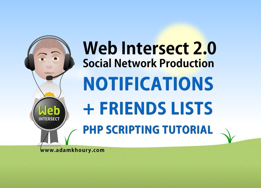12 Friend Lists And Social Website Notifications Php Mysql