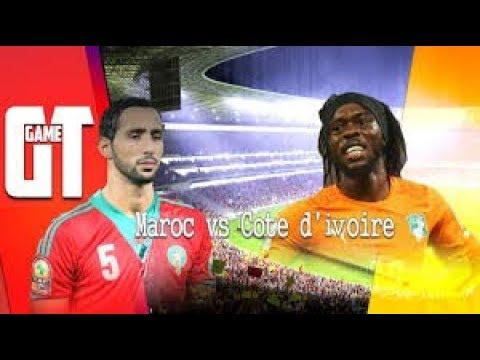 ملخص واهداف مباراة المغرب وساحل العاج (2-0)   شاهد جنون المعلق جواد بدة HD