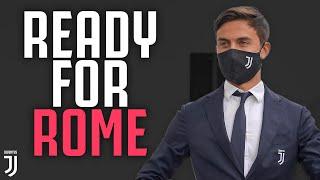THE EVE OF THE 2020 COPPA ITALIA FINAL Training for Napoli vs Juventus