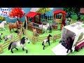 Schleich Horse Stall Playset - Fun Animals Toys For Kids