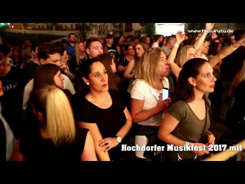 GRAND MALÖR auf dem Hochdorfer Musikfest 2017 im Anwesen Amberger ( FULL HD 1080p)