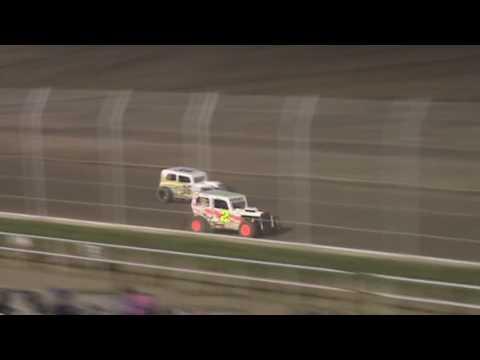 Grays Harbor Raceway, July 30, 2016, PHRA Dwarf Cars A-Main