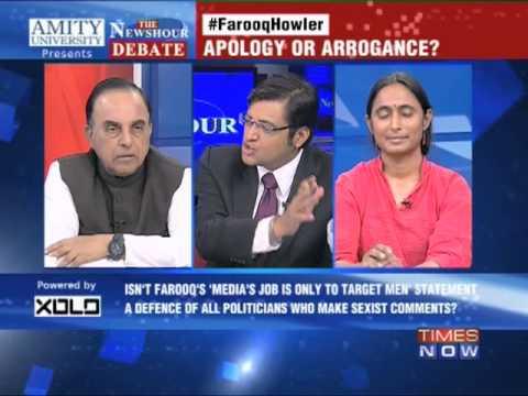 The Newshour Debate: Apology Or Arrogance? - Full Debate