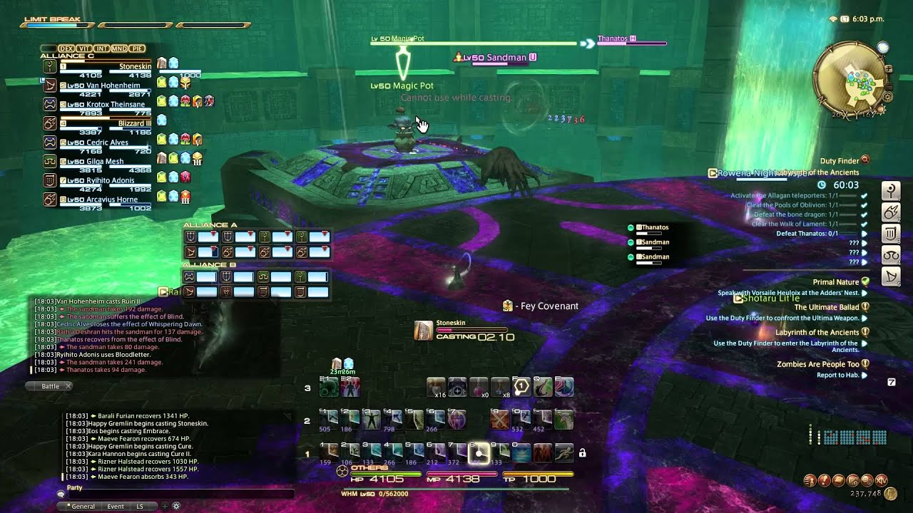 Final Fantasy XIV A Realm Reborn Wiki: December 2013