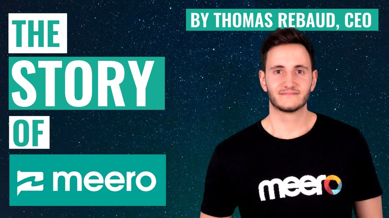 The Meero story: Scaling on-demand photography 📸 Thomas Rebaud, CEO