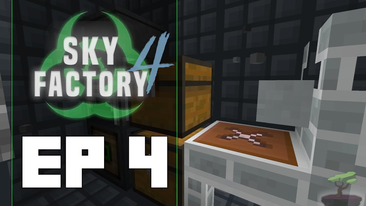 SkyFactory 4 Ep 04 | Tool Upgrades | Dolinmyster Plays SkyFactory 4 MC 1 12