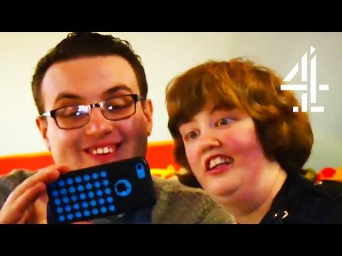 Autistic Language Genius Gets Kiss On First Date  | The Undateables