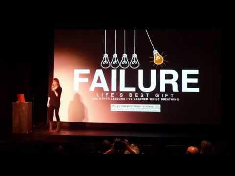 Kirsten Lewis: Failure, Life's Best Gift @ The Nomad In Boulder