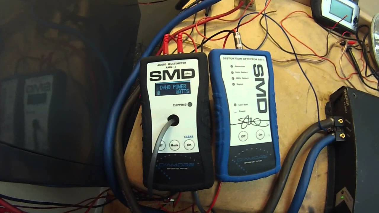 Amp Test Kicker Kx12001 The Lab Youtube L7 12 Wiring Diagram