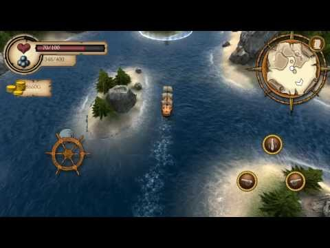 Pirate Dawn (Alpha Trailer) Android
